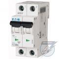 Автоматический выключатель Eaton  PL6-C2/2