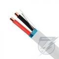 Сигнальный кабель Alarm 2х0,22 биметалл, экранированный