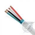 Сигнальный кабель Alarm 4х0,22 биметалл, экранированный