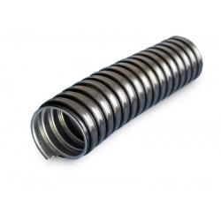 Металлорукав гибкий D14 | Рукав металлический оцинкованный - фото