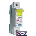 Автоматический выключатель PR61-C 0,5
