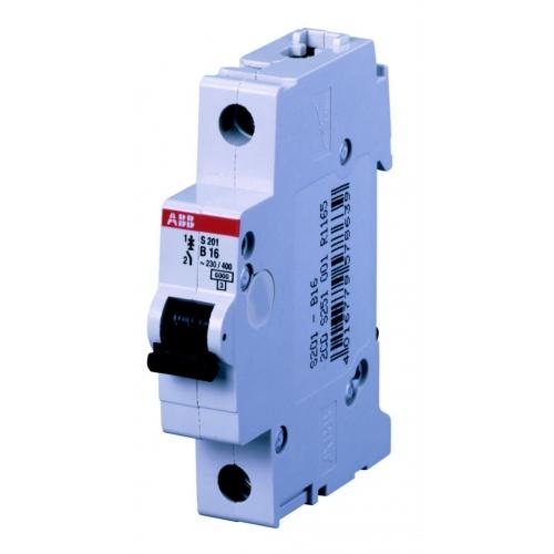 Автоматический выключатель ABB S201-B50