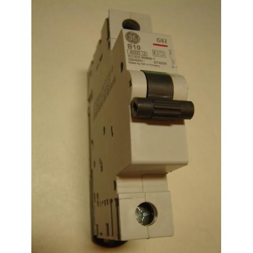 Автоматический выключатель General Electric G61 C10