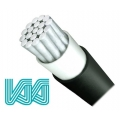 Кабель силовой АВВГ 1 х 70 | Алюминиевый кабель