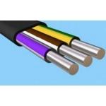 Кабель силовой АВВГ 3 х 6 + 1 х 4   Алюминиевый кабель