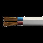 Кабель силовой ШВВП 2 х 0,5 | Провод медный (ЗЗЦМ)