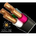 Кабель силовой ВВГ 4 х 4 | медный кабель (ЗЗЦМ)