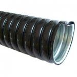 Металлорукав в ПВХ изоляции D14   Рукав металлический изолированный