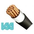 Кабель силовой ВВГ 1 х 70 | медный кабель