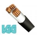 Кабель силовой ВВГ 3 х 70 | медный кабель