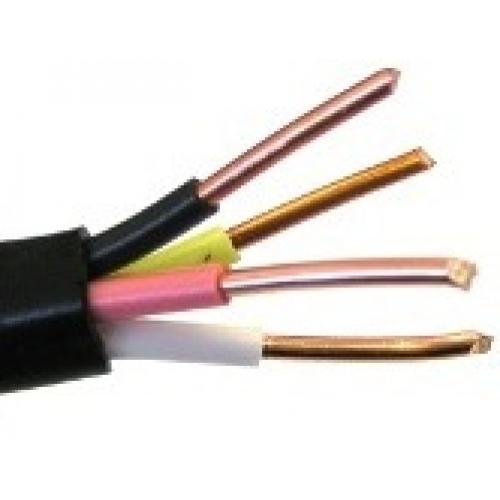 Кабель силовой ВВГ 4 х 25 | медный кабель