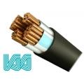 Кабель силовой ВВГ 3 х 70 + 1 х 35 | медный кабель