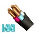 Кабель силовой ВВГ 5 х 35 | медный кабель