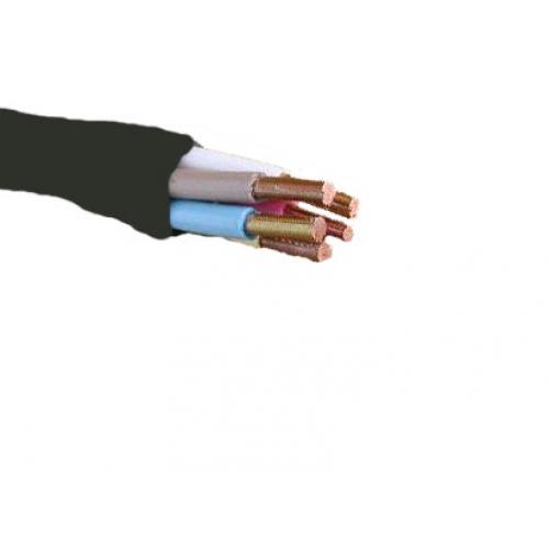 Кабель силовой ВВГ 5 х 1,5 | медный кабель