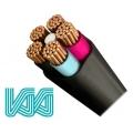 Кабель силовой ВВГ 5 х 70 | медный кабель